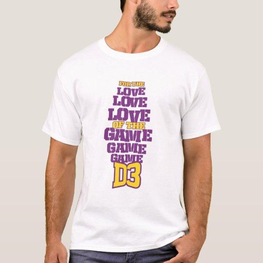 FTL (Purple & Yellow) T-Shirt