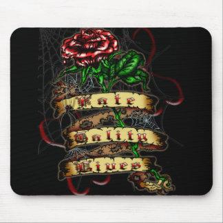 FTL - Rose Tattoo Mousepad