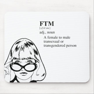 FTM MOUSE PAD