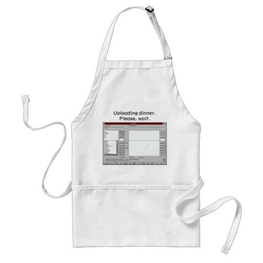 FTP circa 1997 - Cook's apron