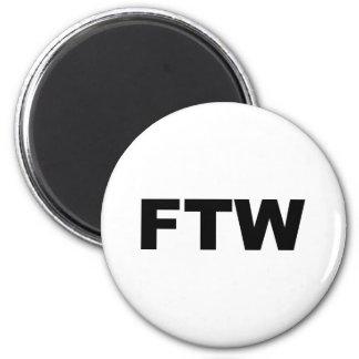 FTW 2 INCH ROUND MAGNET
