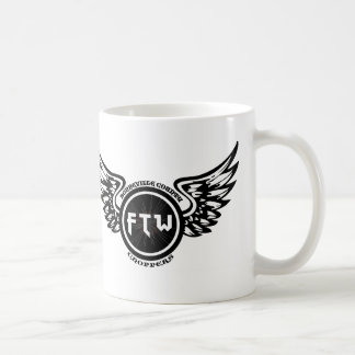 FTW Bonneville County Choppers Classic White Coffee Mug