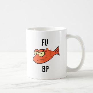 FU BP CLASSIC WHITE COFFEE MUG