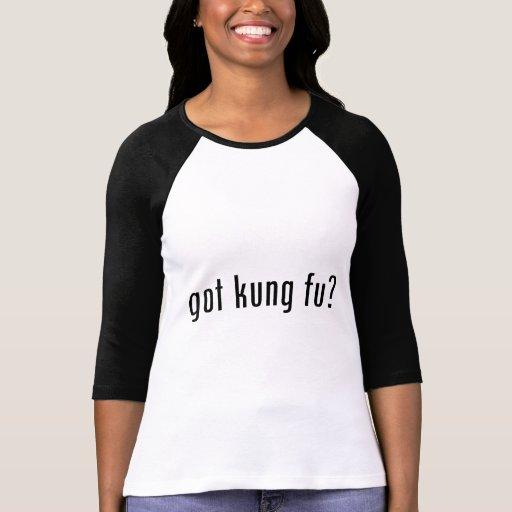 ¿fu conseguido del kung? camiseta