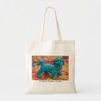 Fu Dog by Penelopes_Garden Tote Bag