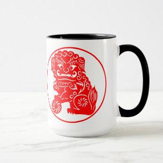 """Fu Dog Coffee Cup"" Mug"