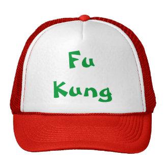 Fu Kung Trucker Hat