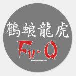 Fu-Q Simply Sticker