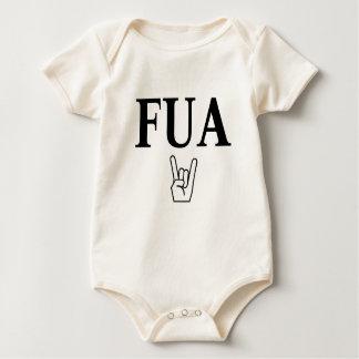 FUA baby style! Baby Bodysuit
