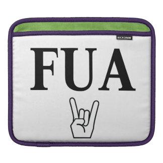 FUA iPad case Sleeve For iPads