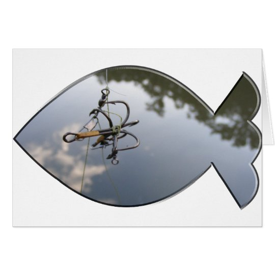 FUBAR Fishing Card