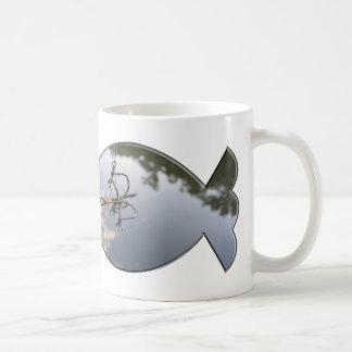 FUBAR Fishing Classic White Coffee Mug