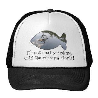 FUBAR Fishing Trucker Hat