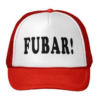 FUBAR HAT