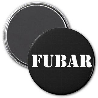 FUBAR REFRIGERATOR MAGNETS