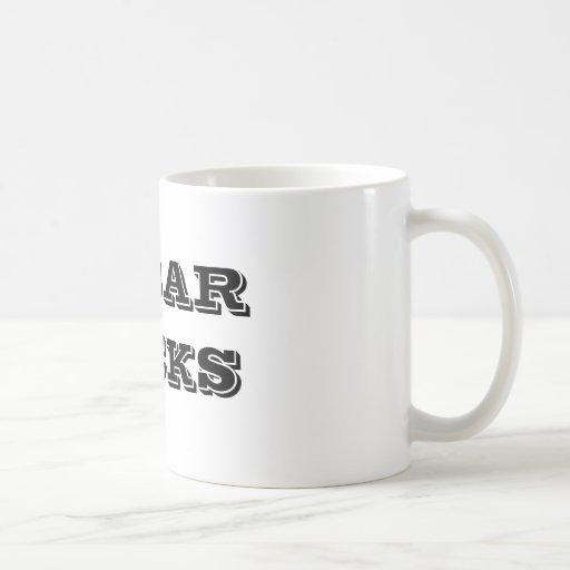 FUBAR ROCKS CLASSIC WHITE COFFEE MUG