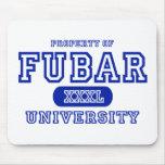 Fubar University Mouse Pad