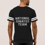 FUBAR's National Fubatics Team Collegiate T-shirt