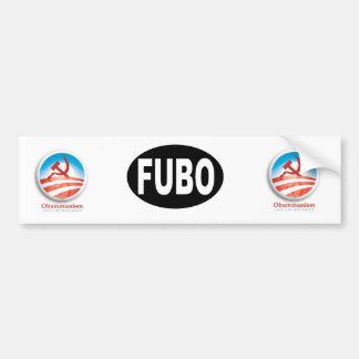 FUBO 2 BUMPER STICKER
