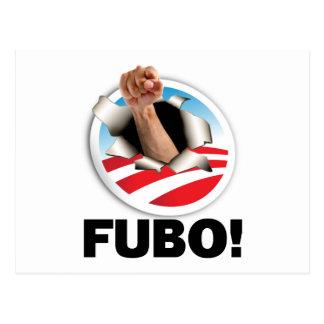FUBO POSTCARD
