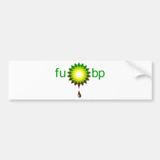 FUBP BUMPER STICKER