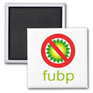 FUBP FRIDGE MAGNET