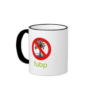 FUBP RINGER COFFEE MUG