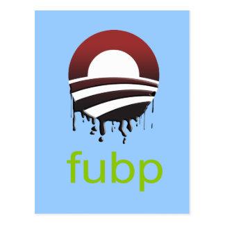 FUBP POSTCARD