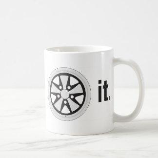 fuch wheel it coffee mug