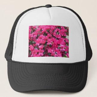 fuchsia azaleas rhododendron trucker hat