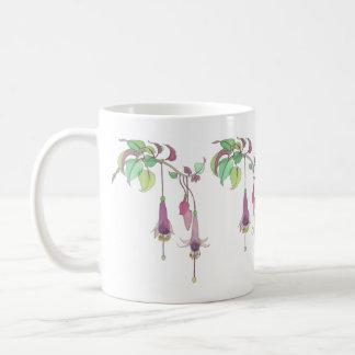 Fuchsia Classic White Coffee Mug