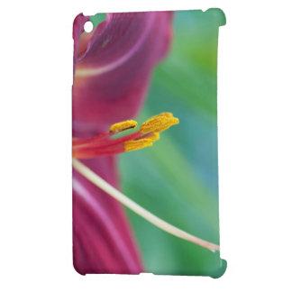Fuchsia Daylily Cover For The iPad Mini
