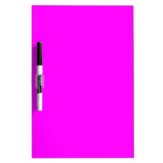 Fuchsia Dry-Erase Board
