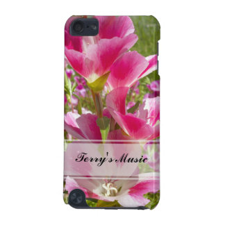 Fuchsia Flowers iPod Touch (5th Generation) Case