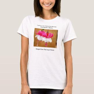 Fuchsia (fuschsia), San Gabriel de Barrera T-Shirt