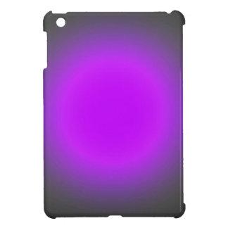 Fuchsia & Gray Focus iPad Mini Case