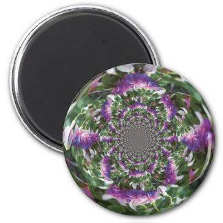 Fuchsia 'Irene Sinton' Magnet