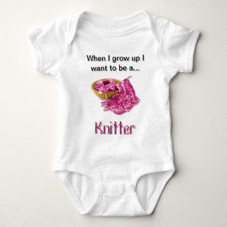 Fuchsia Knitter - When I Grow Up I want to be... Shirts
