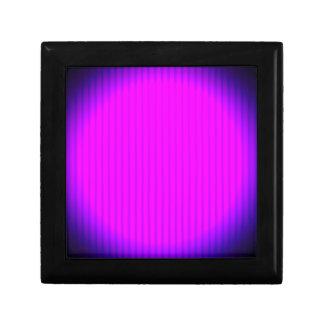 Fuchsia LED lamp Gift Box