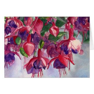 Fuchsia Lore Cards