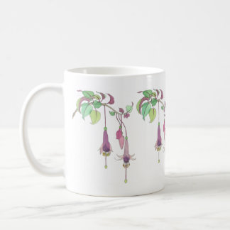 Fuchsia Coffee Mugs