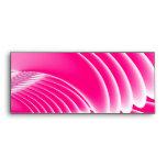 Fuchsia Pink Angel's Wings Fractal Envelopes