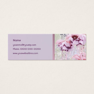 Fuchsia Profile Card