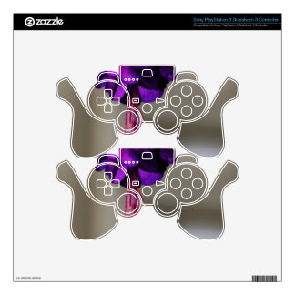 Fuchsia Skin For PS3 Controller