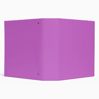 Fuchsia Template Binder
