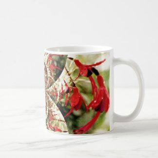 Fuchsia 'Tom Thumb' Coffee Mug