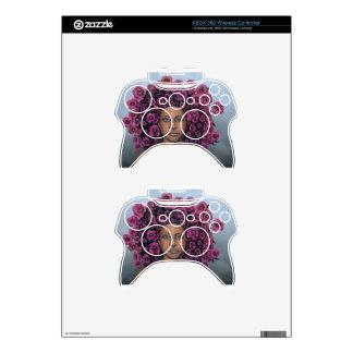 Fuchsia Xbox 360 Controller Skins