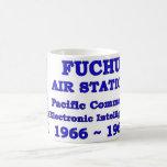 Fuchu Air Station Japan 1966-68 mug