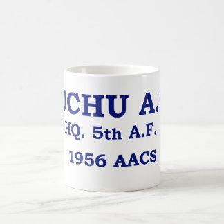FUCHU AS 5th AF 1956 AACS Coffee Mug