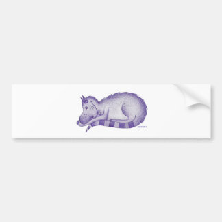 Fuchur Bumper Sticker
